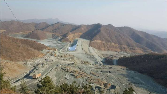 Chengde Jianlong Mine Tailings Discharge Project